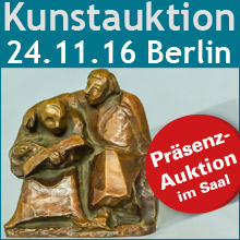 Kunstauktion in Berlin