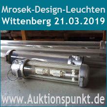Industrielampen Leuchtenfabrik Wittenberg - Design Paul Mrosek