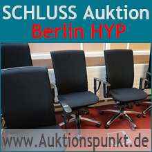 Schluss Auktion Berlin Hyp