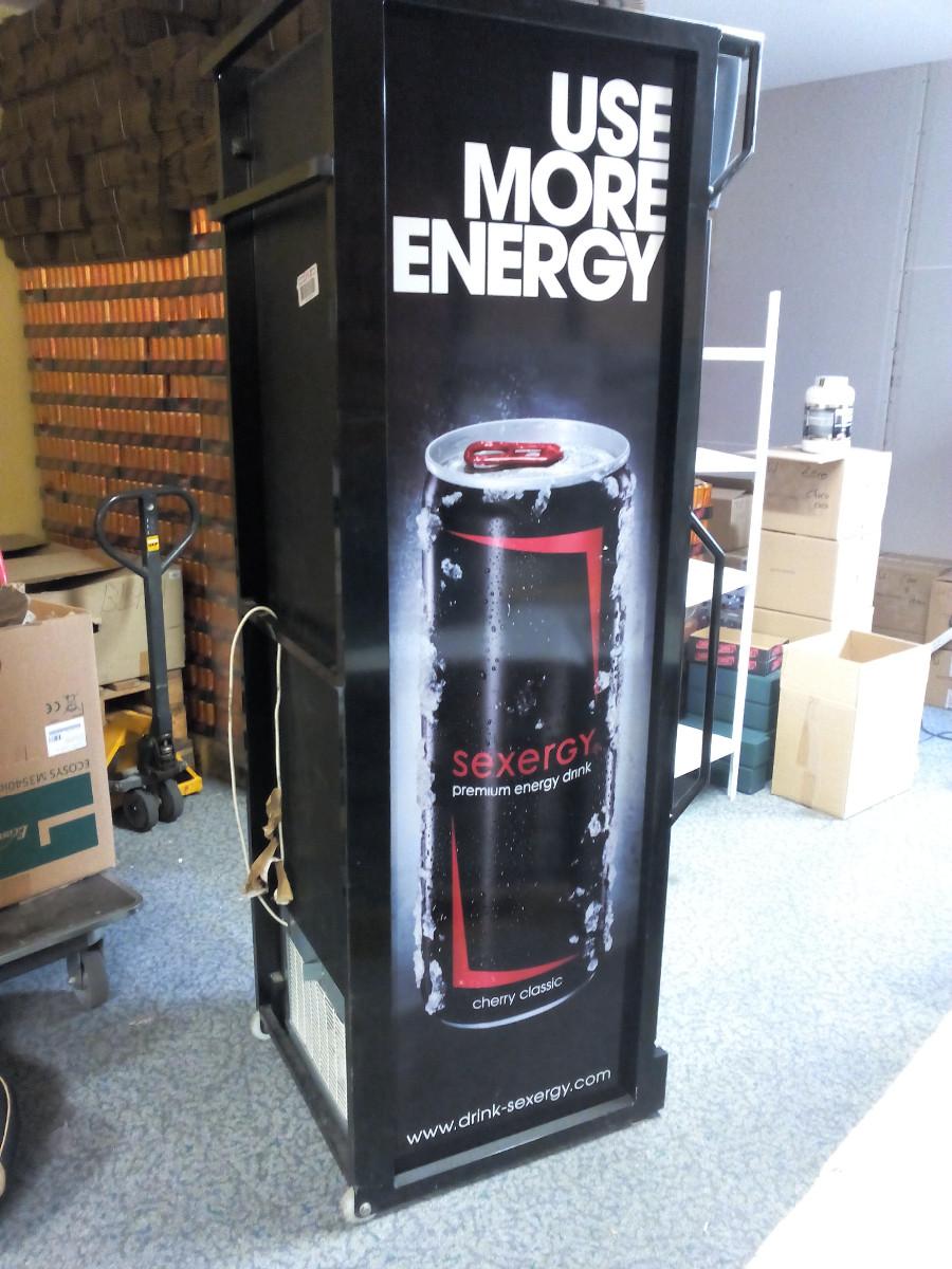 Ungewöhnlich Rockstar Energy Kühlschrank Ideen - Das Beste ...